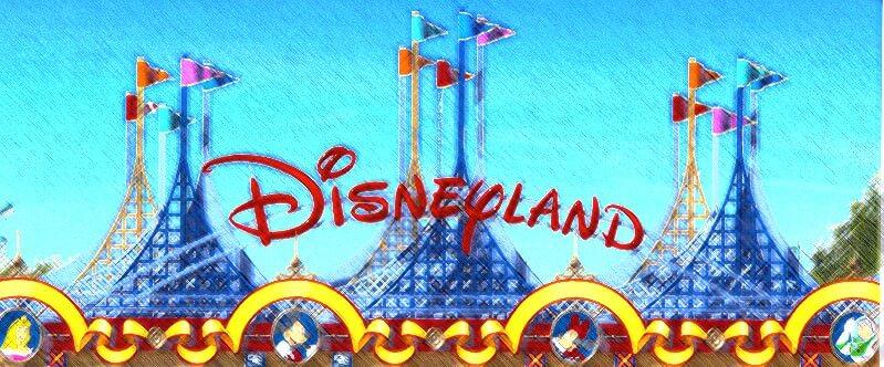 Anreise ins Disneyland Paris