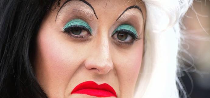 Cruella de Vil im Disneyland Paris