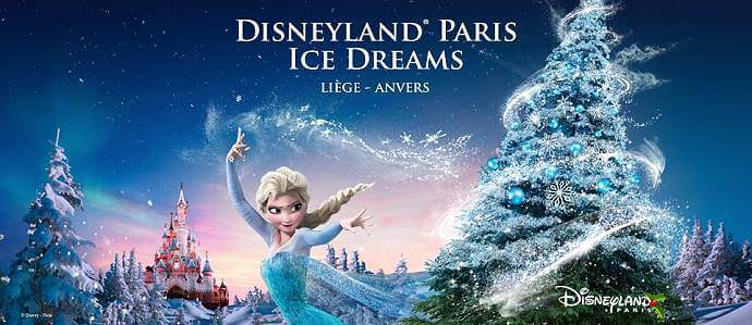 Disneyland Paris Eis Festival