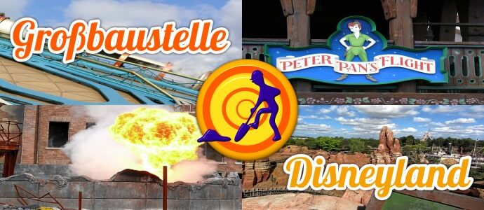 Großbaustelle Disneyland - der Plan bis 2017