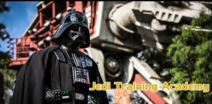 Jedi Training Academy im Disneyland Paris
