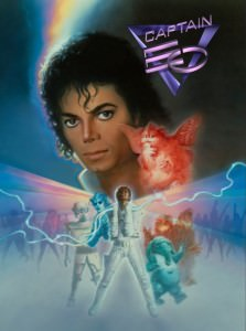 Michael Jackson als Captain EO
