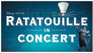 Ratatouille Konzert in London