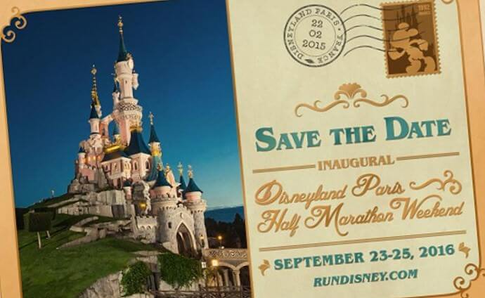 RunDisney im Disneyland Paris