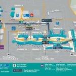 Orientierung statt Irrgarten - Zurechtfinden am Flugahfen Charles de Gaulle