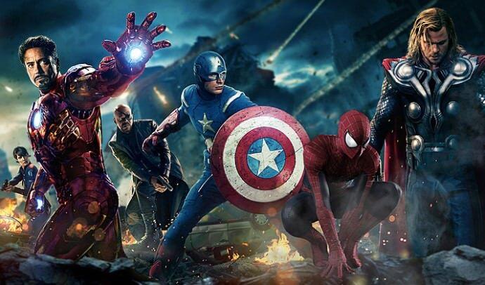 Die Marvel Superhelden Soider-Man & Co im Disneyland Paris