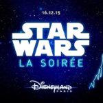 Star Wars La Soireé im Disneyland Paris