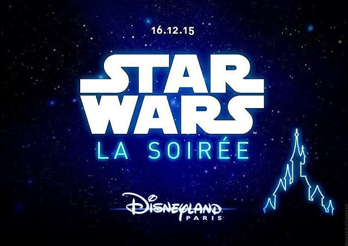Star Wars Night im Disneyland Paris
