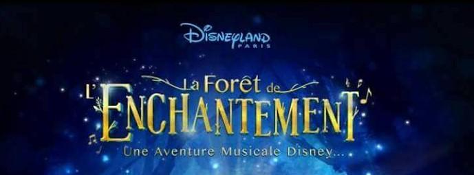 Neue Show im Disneyland: The Forest Enchantment