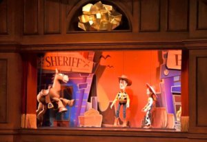 The Gold rush Follies - Show im Disneyland