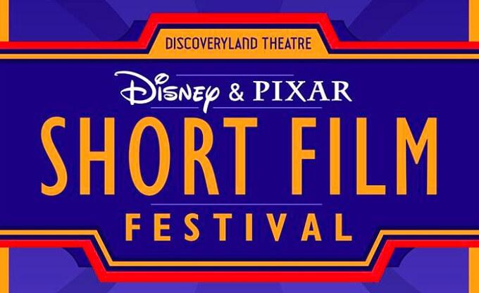 Disney & Pixar Kurzfilm Festival im Disneyland Paris