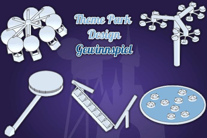 """Gewinnspiel zum Buch """"Theme Park Design & The Art of Themed Entertainment"""""""