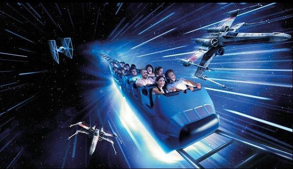 Space Mountain wird zu Hyperspace Mountain