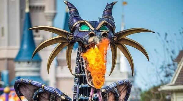 Neue Parade im Disneyland Paris 2017