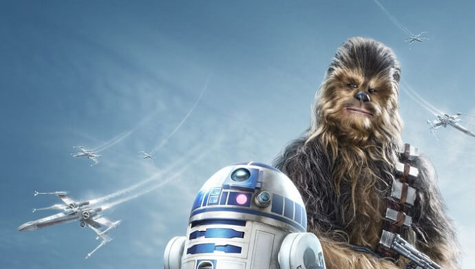 Disneyland Paris Highlight: Star Wars Season of the Force