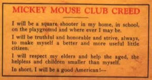 Mickey Mouse Club Erklärung