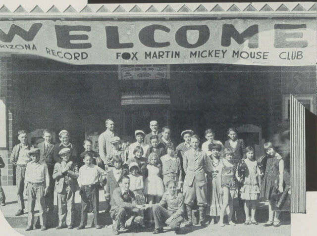 Fox Martin Mickey Mouse Club