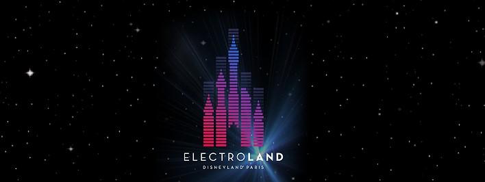 Electroland Musik-Event im Disneyland Paris