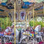 Die Architektur des Vergnügens - von Freizeitparks, Kirmesbuden und Theaterbühnen