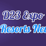 D23 Expo: Walt Disney Parks and Resorts
