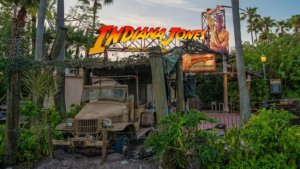 Indiana Jones Stuntshow