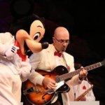 Big Band mit Mickey zu Weihnachten im DLP