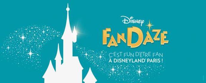 Disneyland Paris für Fans: Disney FanDaze