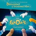 Disney FanDaze Inaugural Party im Disneyland Paris