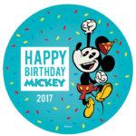 Kuchen, Torte und Cupcakes zu Mickeys 89ten Geburtstag
