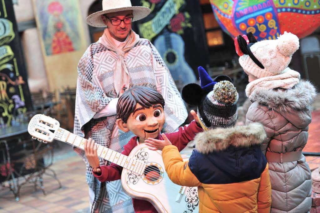 Puppe Miguel von Coco-lebendiger als das Leben