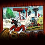 Mickey and Minnie's Runaway Railway in Disney's Hollywood Studios