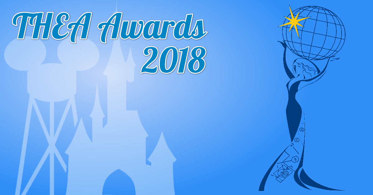 THEA Awards 2018