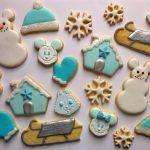 Winter Wunderland-Kekse