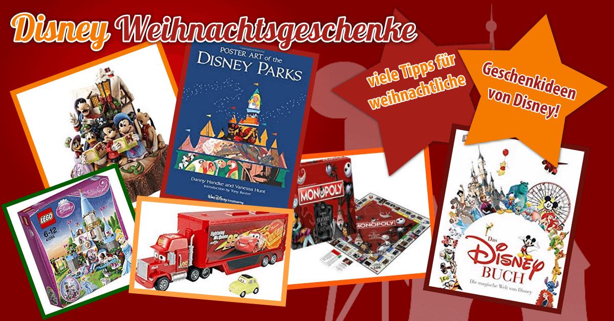 ✭ Last Minute Weihnachtsgeschenke für Disney Fans ✭