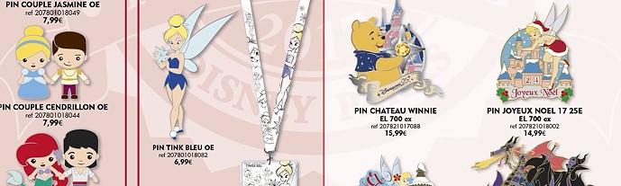 Disneyland Paris Pins