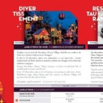 Disney Village Event-Termine im August 2015