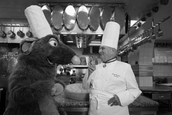 Koch mit Remy