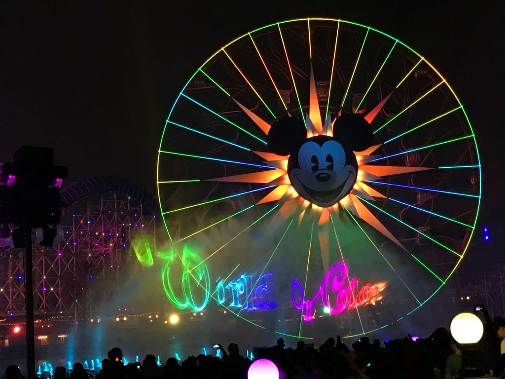 Disney Show World of Color