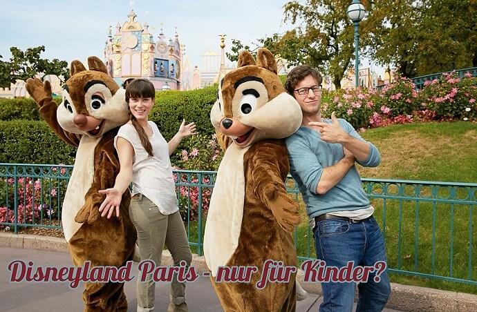 Disneyland Paris: Urlaubsziel für Erwachsene