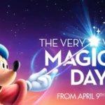Very very magical Days - Die überaus magischen Tage