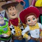 Interaktionen mit den Disneyfiguren