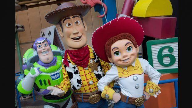 Buzz, Woody & Jesse