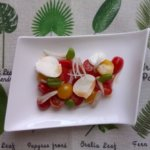 "Disney-Rezept: ""Heirloom Tomato Salad"" vom Flower & Garden Festival (Epcot - Walt Disney World)"