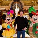 Neues Restaurant für das Disneyland Paris mit Starkoch Jean Imbert