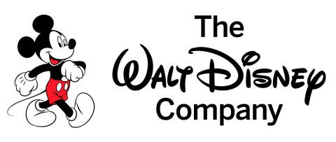 Logo The Walt Disney Company mit Mickey Mouse