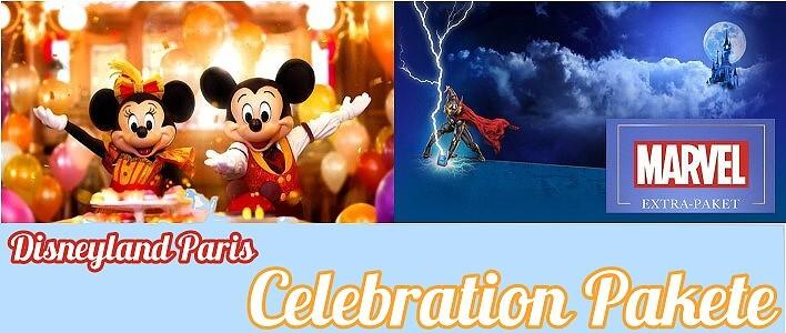 Disneyland Paris: neue Signature Pauschalen buchen