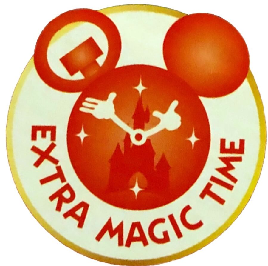 Extra Magig Time Logo