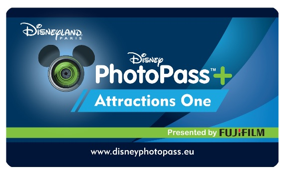 PhotoPass One Karte
