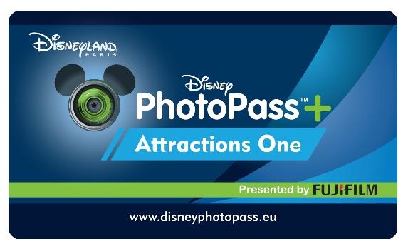 PhotoPass One Karte