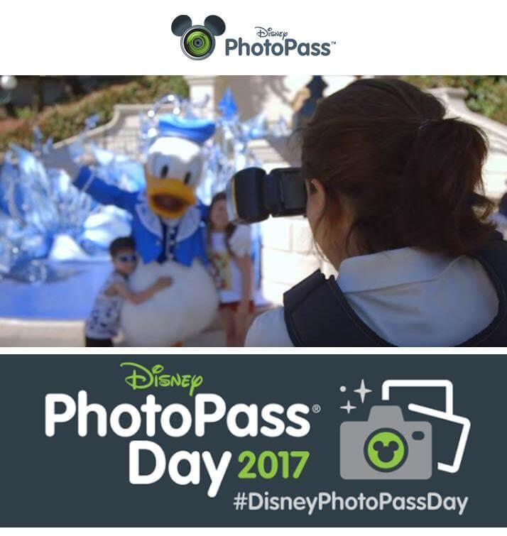 Donald mit Fotografen